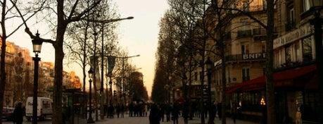 Viale dei Campi Elisi is one of Paris.
