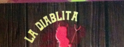 La Diablita is one of Interesting Stuff.