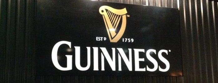Guinness Storehouse is one of Éirinn go Brách.