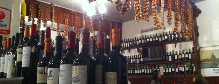 Taverna Monte Pollino is one of สถานที่ที่บันทึกไว้ของ Daniele.