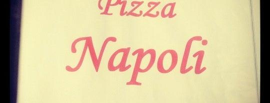 Pizza Napoli is one of Lieux sauvegardés par Brice.