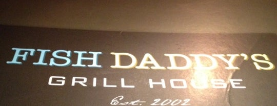 Fish Daddy's is one of Good Food Tulsa.