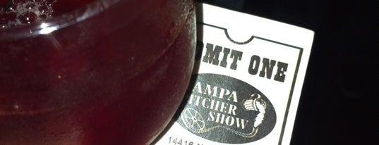 Tampa Pitcher Show is one of Betsy'in Kaydettiği Mekanlar.