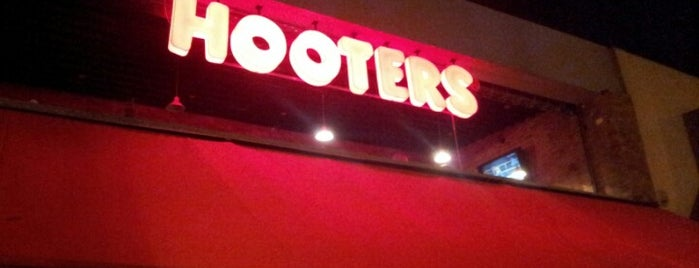 Hooters is one of Restaurantes visitados.