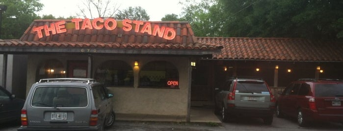 Taco Stand is one of Locais curtidos por Caitlin.