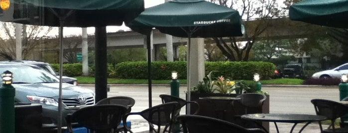 Starbucks is one of Lugares favoritos de @miamidesertrose.