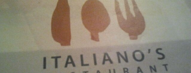 Italiano's is one of Houston.
