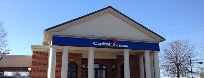 Capital One Bank is one of Brandon : понравившиеся места.