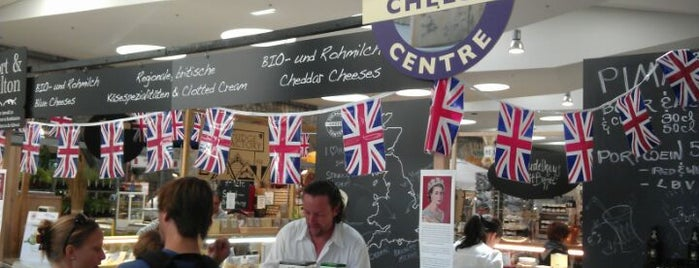 British Cheese Centre is one of Lugares favoritos de Carl.