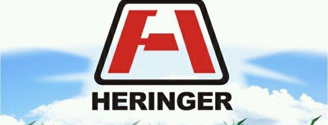 Fertilizantes Heringer is one of Locais curtidos por Fernando.