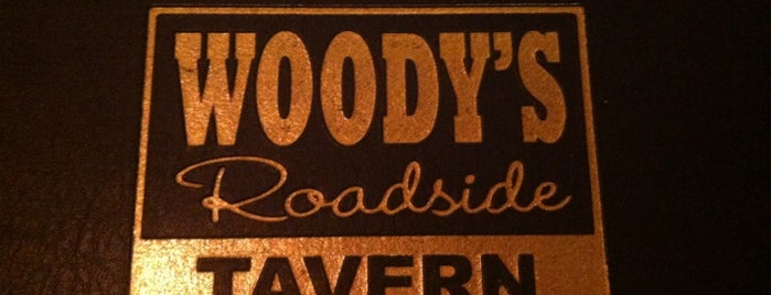 Woody's Roadhouse is one of Freehold.