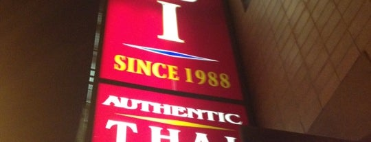King & I Thai Restaurant is one of Milwaukee.