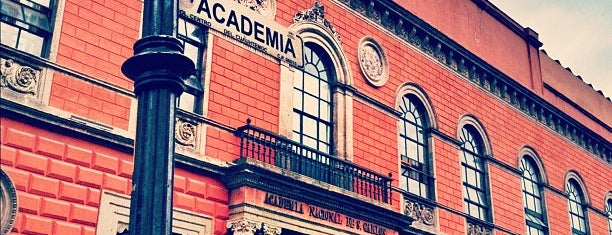 Academia de San Carlos is one of Mexico City - Places to visit.
