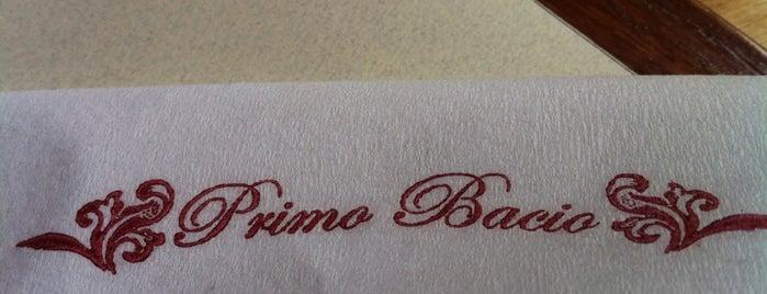 Primo Bacio is one of Aline'nin Kaydettiği Mekanlar.