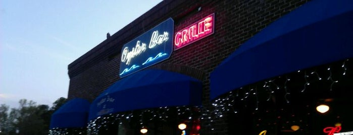 Oyster Bar and Grille is one of Brian 님이 좋아한 장소.