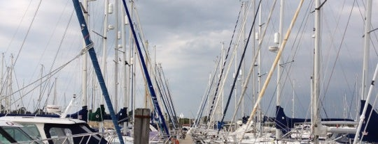 Lymington Yacht Haven is one of All-time favorites in United Kingdom.