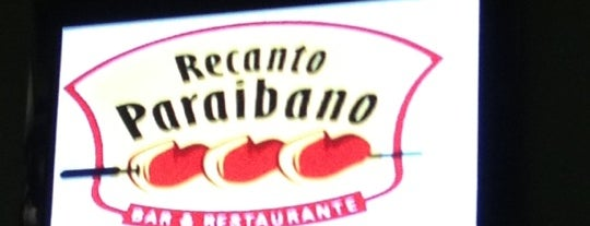 Recanto Paraibano is one of to go..
