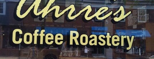 Ahrre's Coffee Roastery is one of WestGarFord.