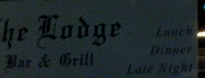The Lodge is one of Local.