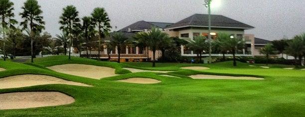 Royale Jakarta Golf Club is one of Sunmas Foot Massager 님이 저장한 장소.