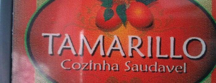 Tamarillo Cozinha Saudável is one of Tempat yang Disukai Gianpaulo.