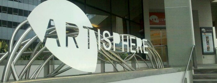 Artisphere is one of VA venues.