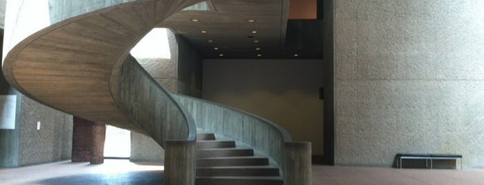Everson Museum of Art is one of Off-Campus Activities.