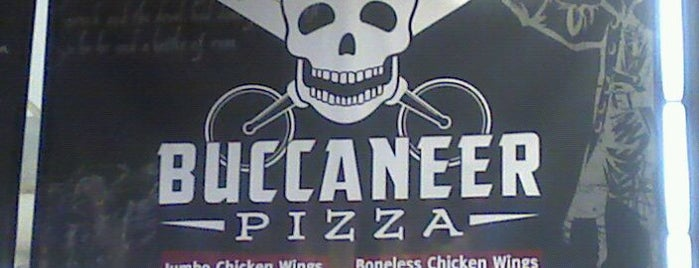 Buccaneer Pizza is one of David'in Beğendiği Mekanlar.