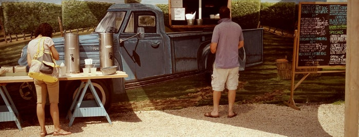 North Fork Table Lunch Truck is one of Kev & Ang's North Fork Wedding Weekend.