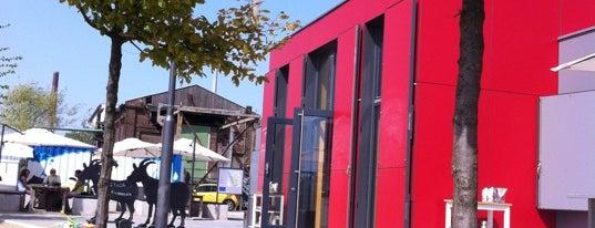 Ziegenpeter is one of HotSpot Ruhryork.