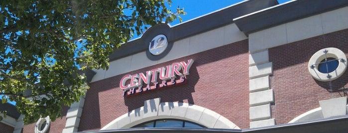Century Theatre is one of Rudy 님이 좋아한 장소.
