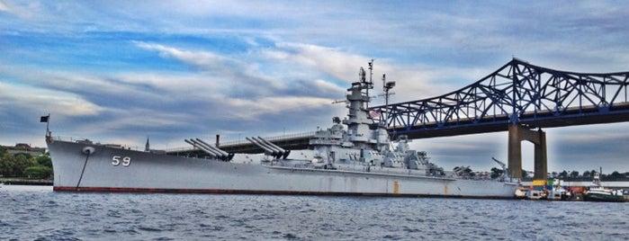 Battleship Cove is one of Battleship Museums.