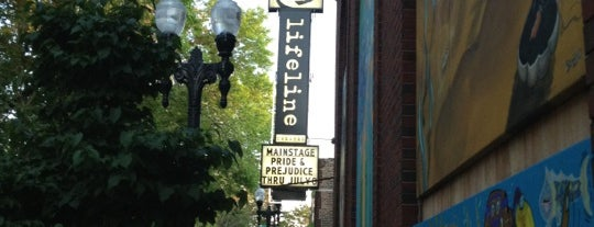 Lifeline Theatre is one of Comedy & Theater in Chicagoland.