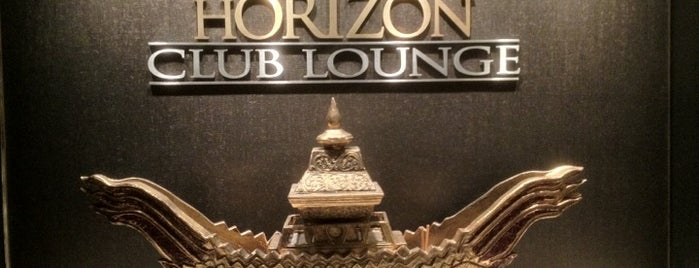 Horizon Club Lounge is one of Cynthia : понравившиеся места.