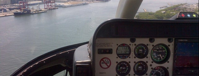 New York Helicopter Tours is one of Fun Things for Kids to do in NYC.
