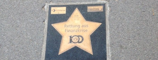 BVB Walk of Fame #94 Rettung aus Finanzkrise is one of BVB Walk of Fame.