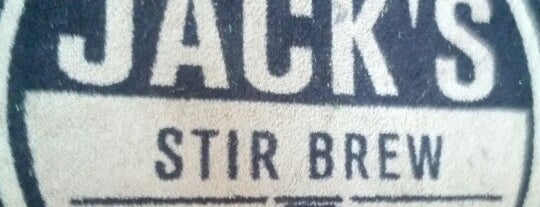 Jack's Stir Brew Coffee is one of Southampton.
