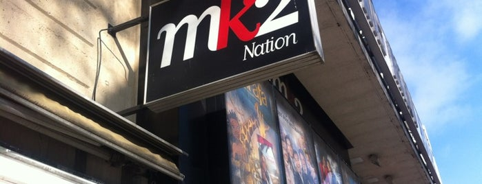 MK2 Nation is one of j'ai été.
