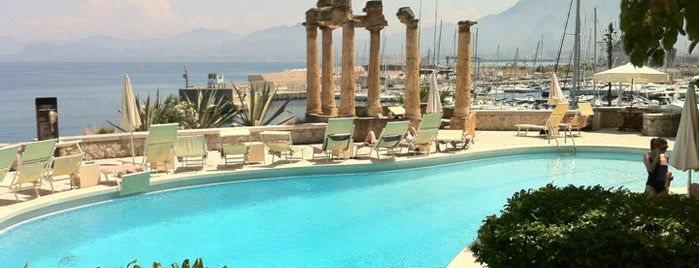 Grand Hotel Villa Igiea Palermo is one of SICILIA - ITALY.