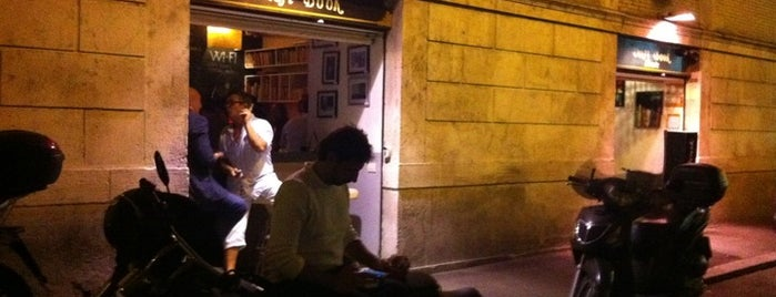 Draft Book Bar is one of To Rome with Love.