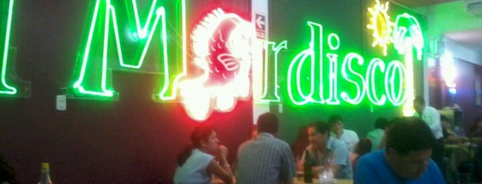 El Mordisco is one of Cevicherias in Lima.