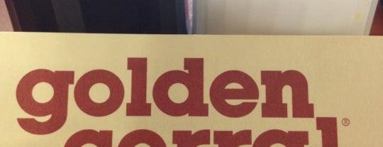 Golden Corral is one of Mirinha★ : понравившиеся места.