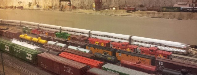 San Diego Model Railroad Museum is one of San Diego's Best Museums - 2012.