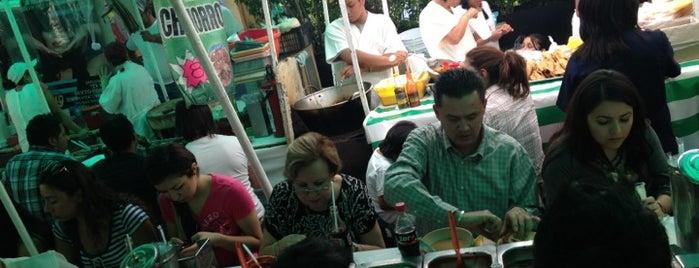 Tianguis de los Viernes - Ometusco is one of Condesa.