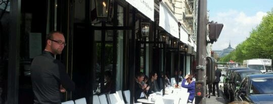 Café de l'Esplanade is one of Favorite _ Paris.