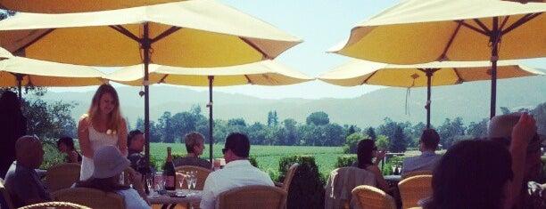 Mumm Napa is one of california wine country.