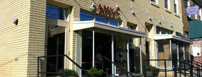 2 Amys is one of DC To Do - Eat.