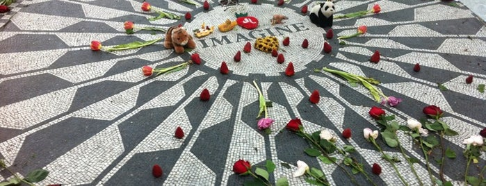 Strawberry Fields is one of NY.