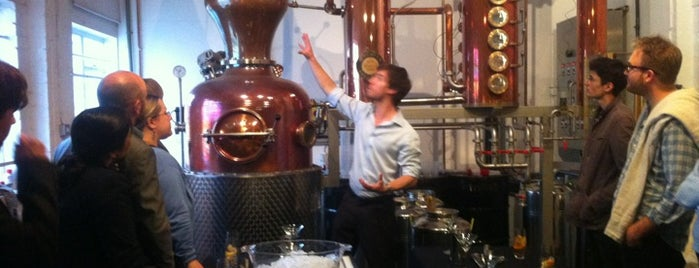 Sipsmith is one of England - London area - Touristy.