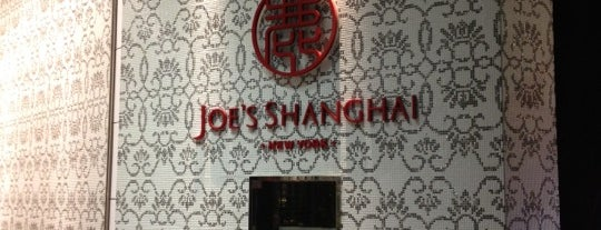Joe's Shanghai is one of Tempat yang Disimpan Hide.